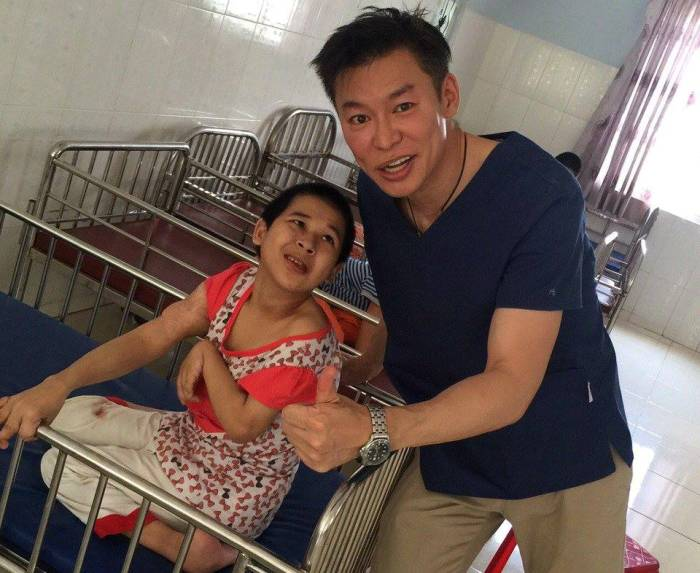 Dr. Andrew Tsang
