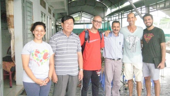 Francis Shelter Vietnam